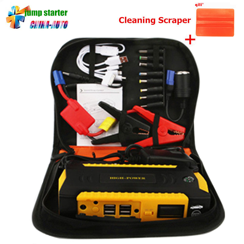Car Jump Starter font b Battery b font 600A Portable Starting Device Power Bank 12V Charger
