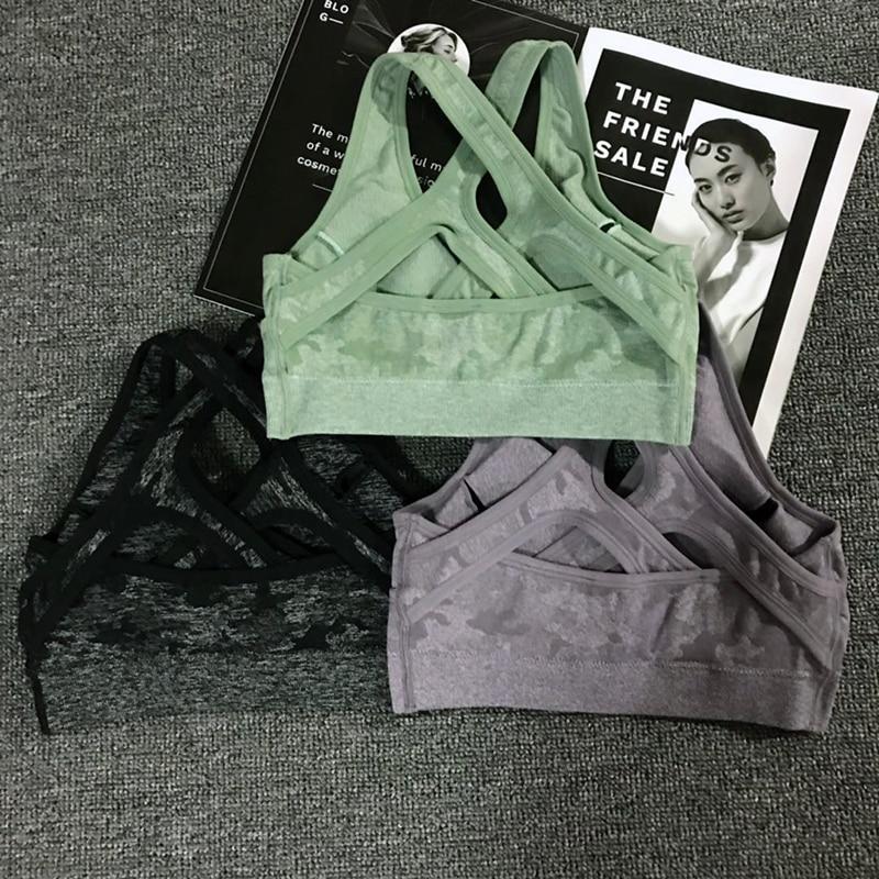 14Women's Gym Fitness Clothing Booty Yoga Leggings & Sport Bra Sets