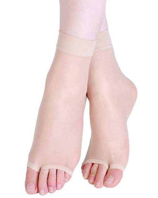 from Brayan nude women in toe socks