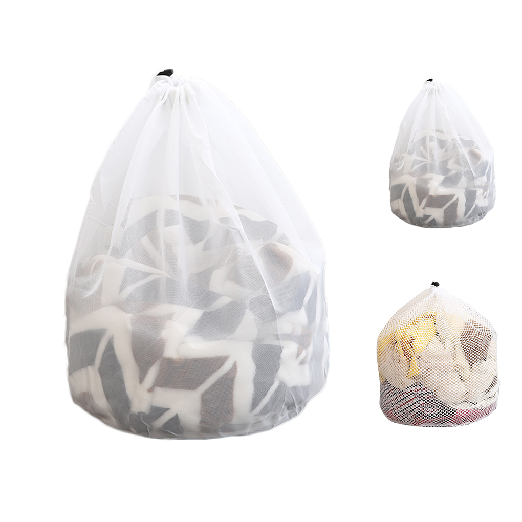 New Arrival Mesh Laundry Bags Delicates Travel Storage Organize Bag Blouse Bra Stocking Underwear Clothing Washing Pouch