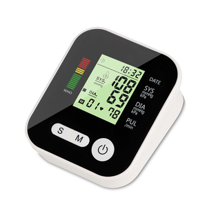 Image 3 - Монитор артериального давления на руку, тонометр, медицинское оборудование, аппарат для измерения давления, ЖК монитор, прибор для измерения сердечного ритма