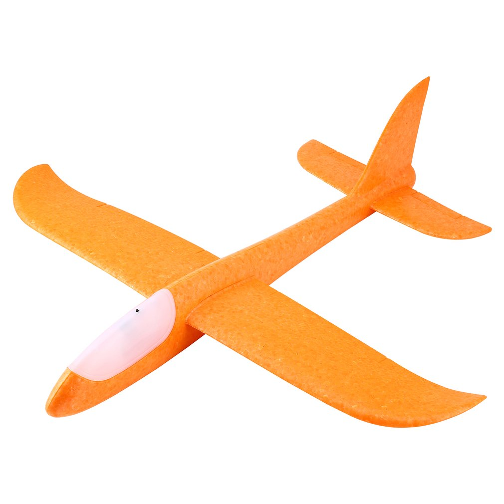 2017 12pcs Diy Hand Throw Flying Glider Planes Foam: DIY Hand Throw Flying Glider Planes Foam Airplane