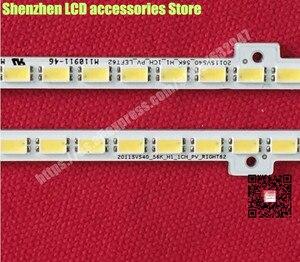 Image 2 - 6 개/몫 용 samsung UA40D5000PR BN64 01639A 2011SVS40 FHD 5K6K LEFT 1 pcs = 62LED 440mm 좌우 100% 새로운
