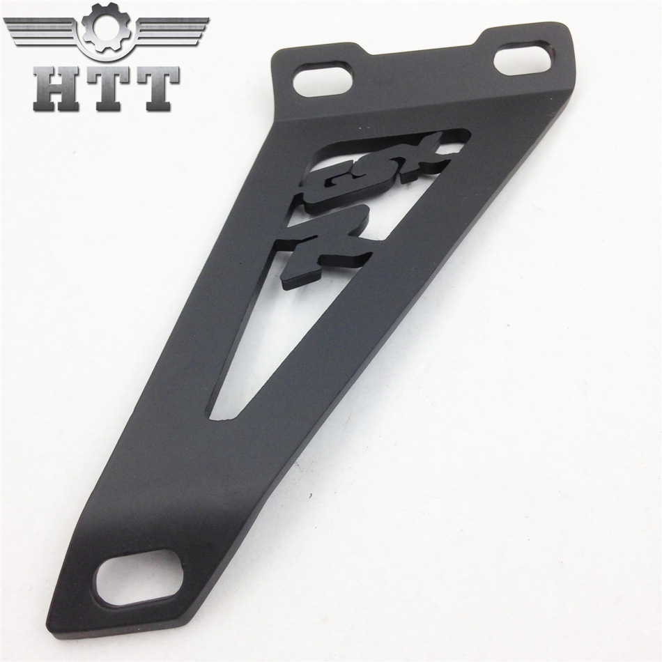 Aftermarket free shipping motorcycle parts Exhaust Hanger Brackets for SUZUKI GSXR 600 750 1000 YZF R1 BLACK aftermarket free shipping motorcycle parts eliminator tidy tail fit for 2006 2012 yzf r6 yzf r6 yzfr6