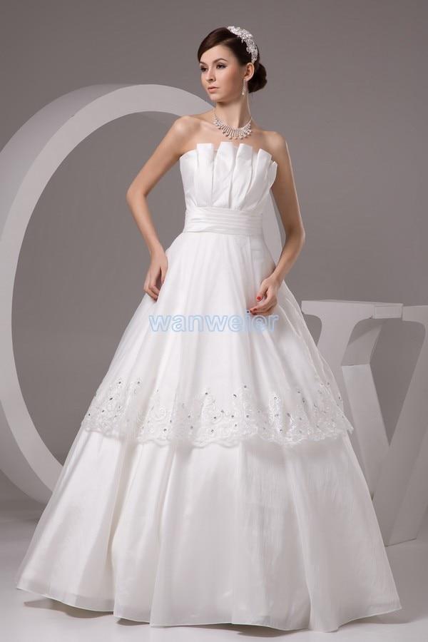 Livraison gratuite 2016 nouveau design vente chaude diadèmes de mariage bal taille personnalisée robe de mariée discount robe de mariage lacent de mariage robe