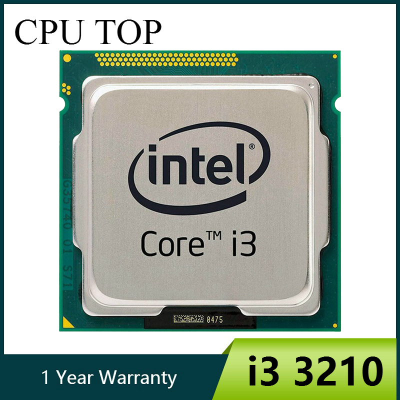 Intel Core i3 3210 3M Cache 3.2 GHz L3=3M LGA 1155 TDP 55W desktop CPU i3-3210 processor