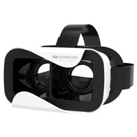Humanized Design VR Shinecon III 3D Glasses Virtual Reality Headset Private Theater Game Video For 4