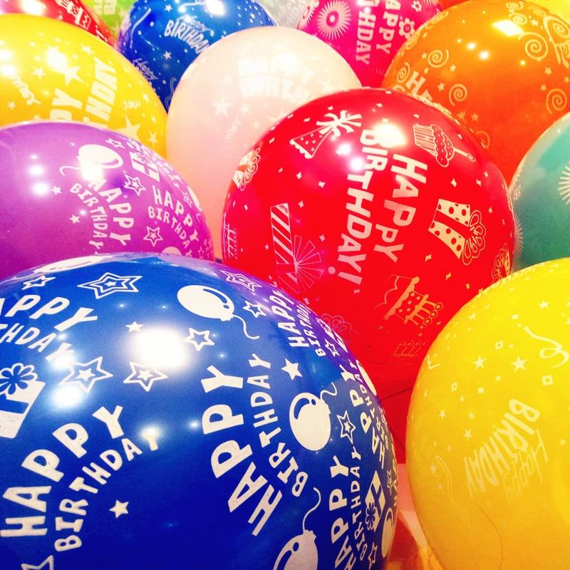 Открытки с днем рождения шары фото, надписями крутых
