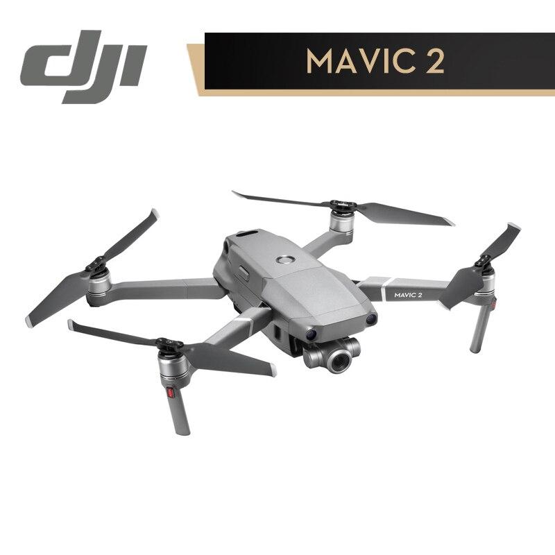 DJI L'UE Version Mavic 2 Zoom Caméra Drone En Magasin Dolly Zoom 4X Sans Perte Zoom FHP Vidéo RC Hélicoptère FPV quadcopter Standard