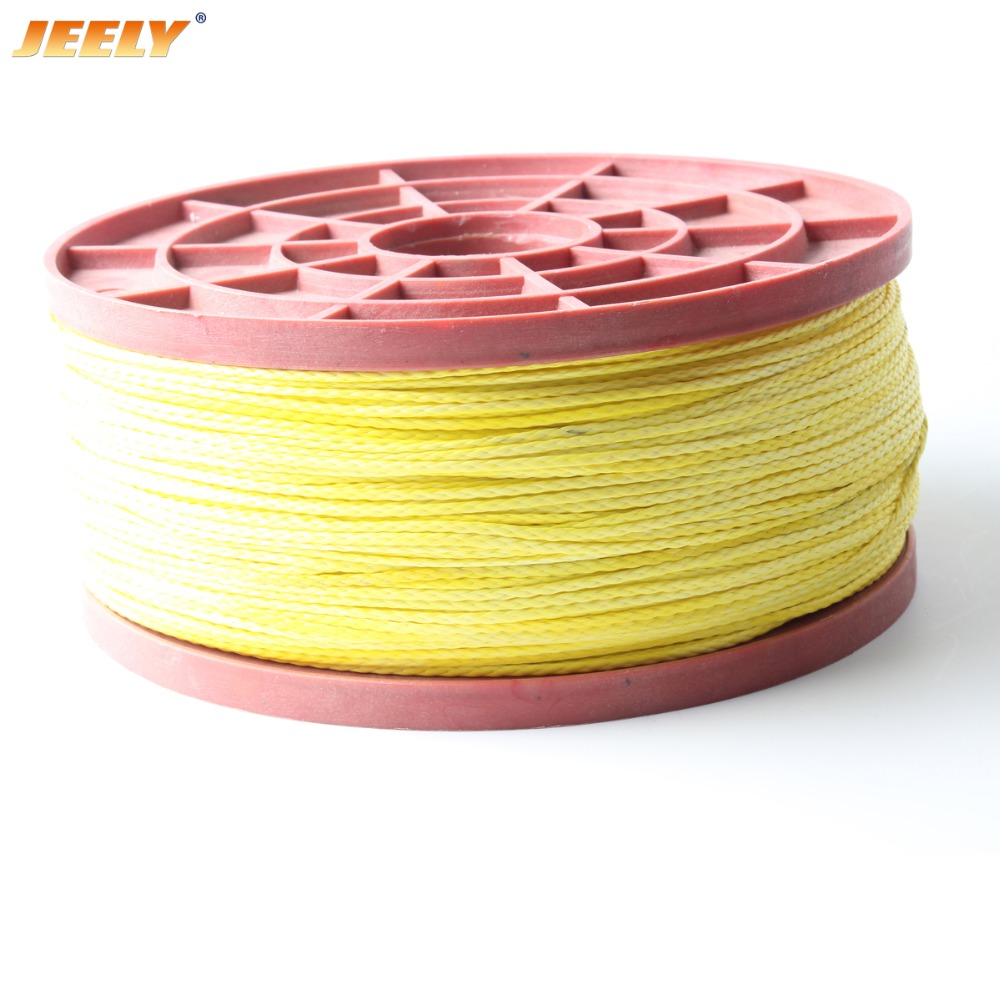 JEELY 683lbs 1.8mm 12 Strand 50M UHMWPE Kiteboarding Line Cord