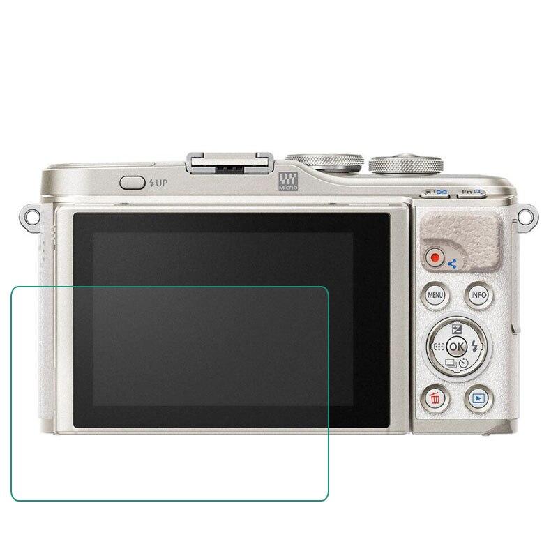 Protector de pantalla para Olympus E-PL10 Vidrio Templado Film Protección PEN