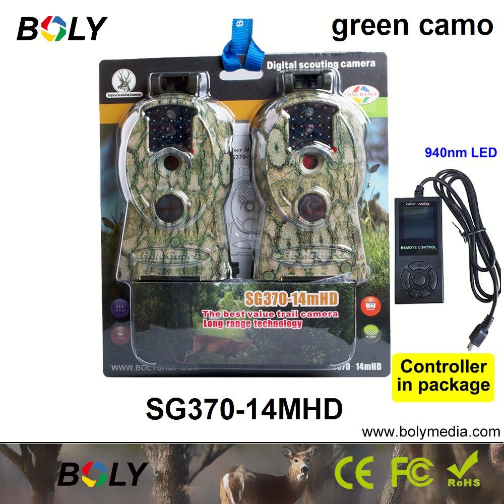 2 pièces jeu caméra 940nm IR LEDs bolyguard photo pièges caméra sauvage vision nocturne chasse caméras dernières 4 paires disponibles