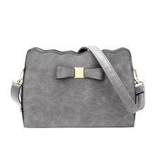 Frauen Umhängetasche Handtasche Neue Boom Frühling Typ Hand Ausgabe Wiederherstellung Alte Weisen Kleine Bowknot Crossbody