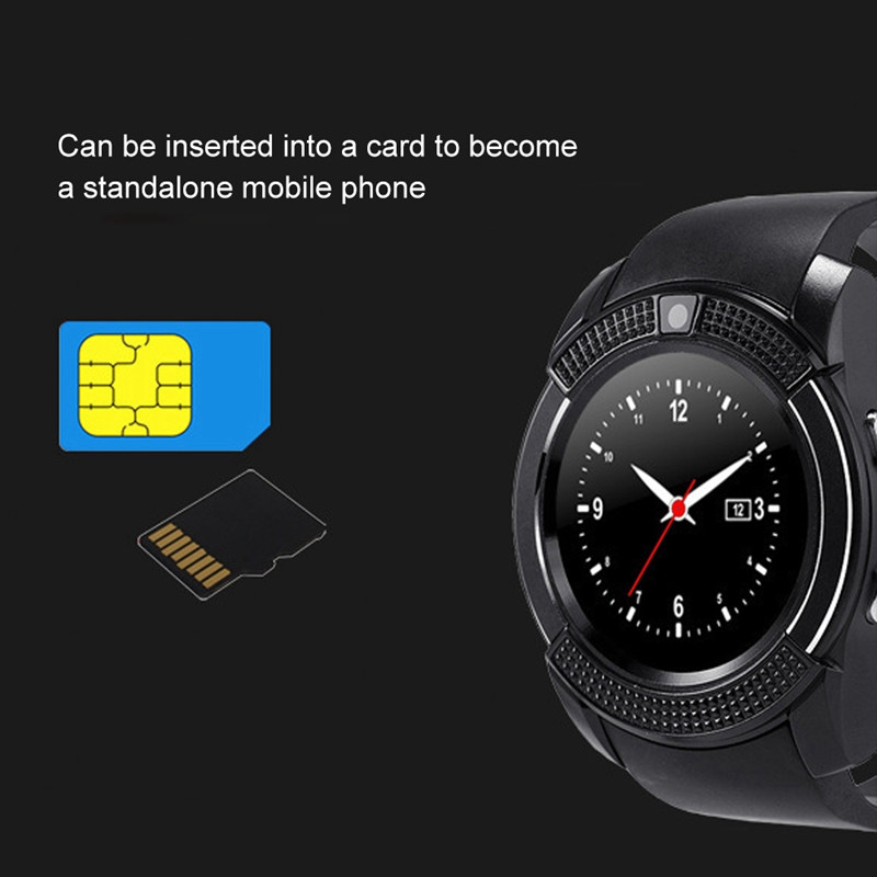 Bluetooth Smartwatch with Touch Screen 10
