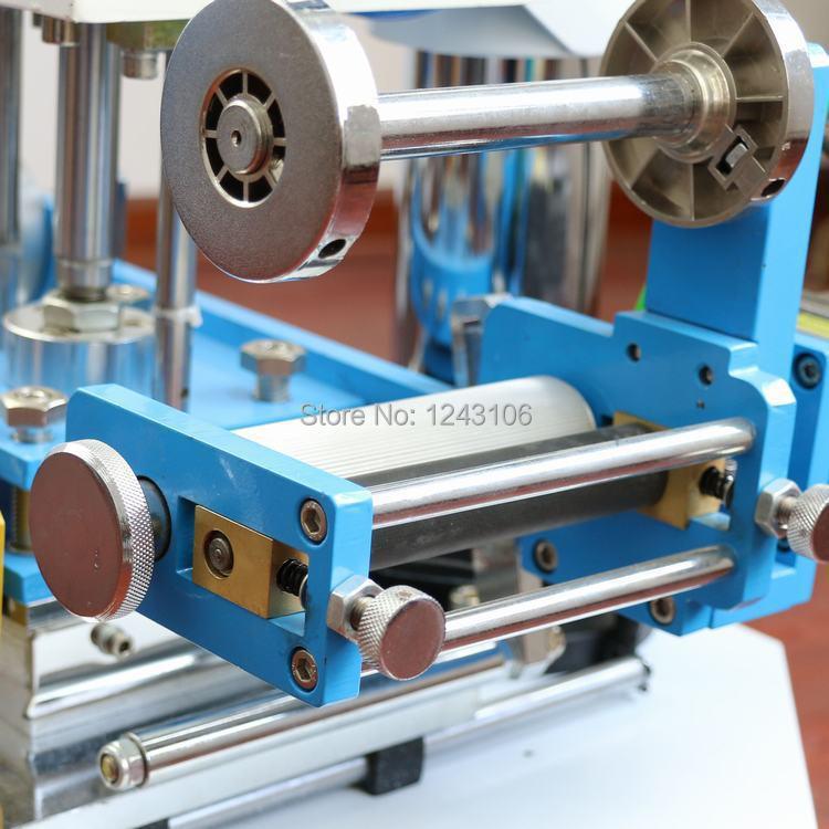 ZY-819H αυτόματη μηχανή σφράγισης, δέρμα - Τέχνες, βιοτεχνίες και ράψιμο - Φωτογραφία 4
