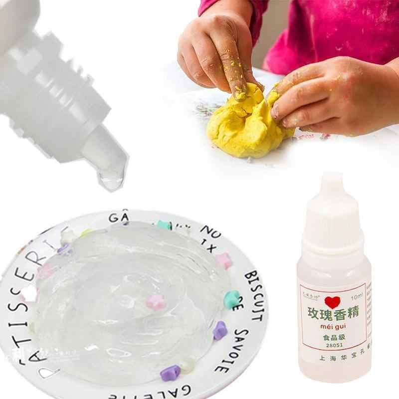 10 Ml Rasa untuk Slime Tanah Liat DIY Mainan Pendidikan untuk Anak-anak Kreatif Membuat Slime Anda Bau Manis Irisan rasa