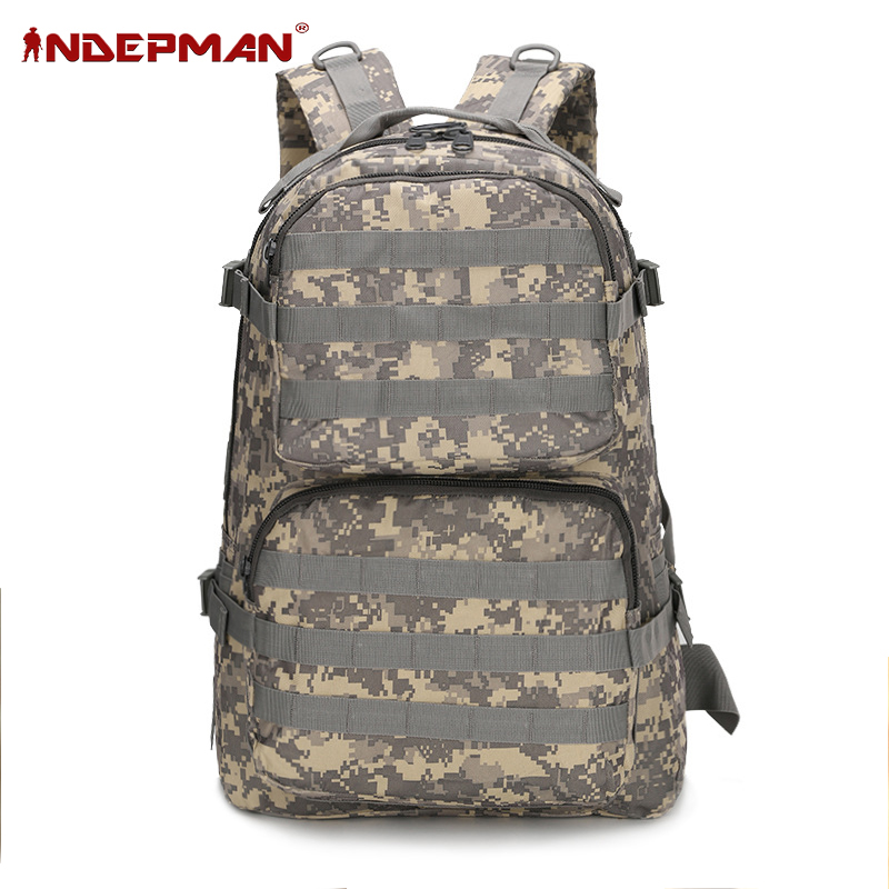ФОТО MOLLE Multifunction Military Water-resistant Climbing Bag Outdoor Tactical Backpack Travel Camping Hiking Sports Bag