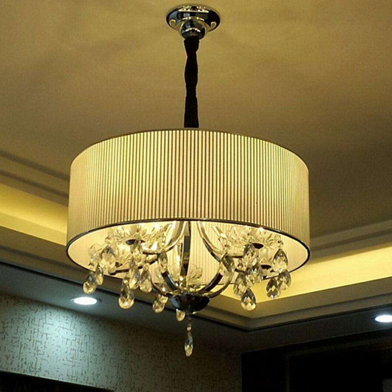 popular drum shade chandelierbuy cheap drum shade chandelier lots, Lighting ideas