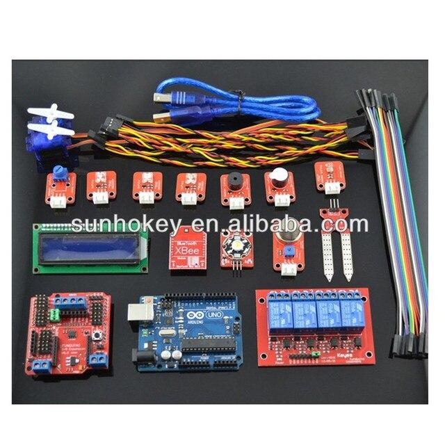 Brand New Appliance Control Environmental Monitoring Intelligent Household V2 UNO R3 starter kit for Arduino