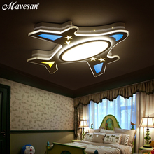 Acrylic LED Ceiling Lamp for children room Ultra-thin modern led ceiling lights For living room Bedroom