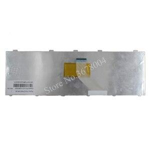 Image 5 - New US Keyboard For  Fujitsu Lifebook AH530 AH531 NH751 A530 A531 Black English Laptop Keyboard