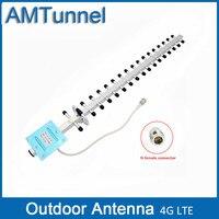 4G High Gain 20dBi N Female Connector 2500 2700MHz Yagi Antenna Phone Signal Accept Antenna For