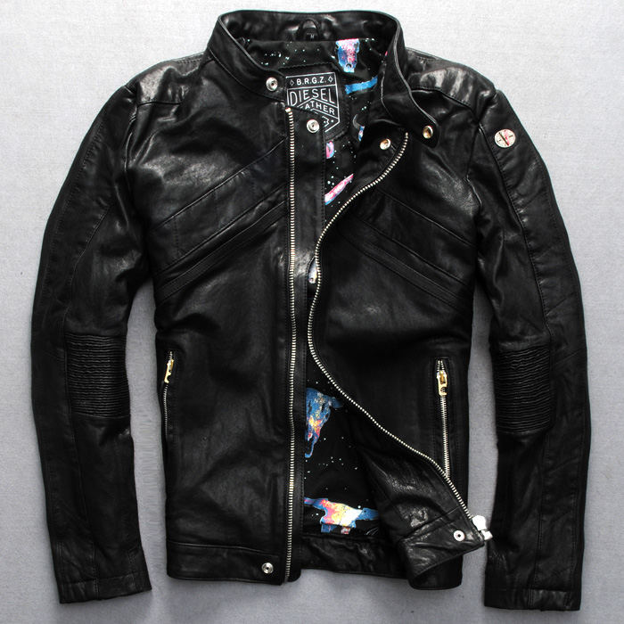 Popular Leather Jackets Italy-Buy Cheap Leather Jackets Italy lots ...