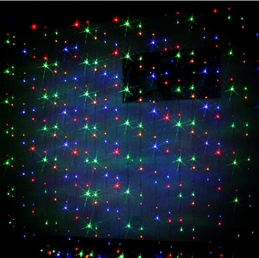 New Year 6x3M Garland LED Christmas Lights Party Cristmas Decoration LED  Waterfall String Lights Luzes De Natal-in LED String from Lights & Lighting  on ... - New Year 6x3M Garland LED Christmas Lights Party Cristmas Decoration