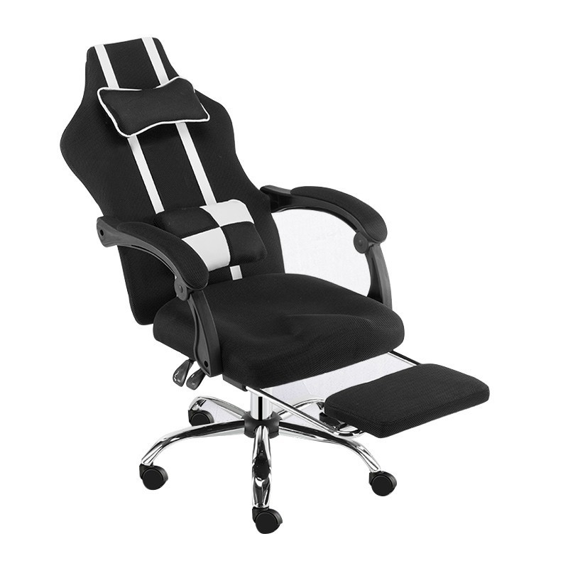 Free Shipping Esports Poltrona Boss Gaming Silla Gamer Chair F8NH Can Lie With Wheel With Footrest Artificial Leather Ergonomics