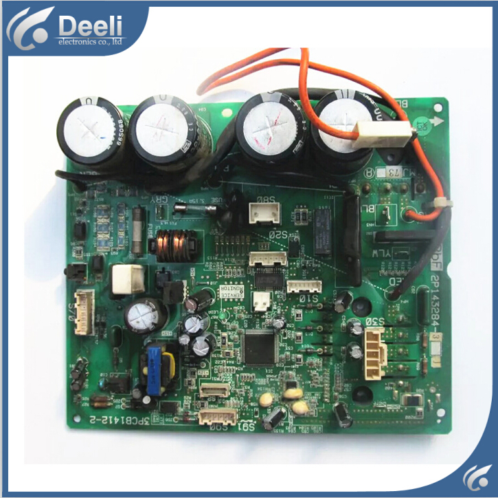 100% new good working for Daikin air-conditioning outside the machine frequency conversion in 1.5P 2p143284-2 U 3PCB1412-2 air air the vigin suicides limited edition 2 cd 3 lp