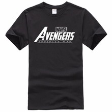 2018 New Casual  MARVEL t-Shirt men and women cotton short sleeves Casual male tshirt marvel t shirts men tops tees Free shippin