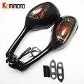 KEMiMOTO Motorcycle Rearview Mirror for Suzuki GSXR 600 750 2006 2007 2008 2009 2010 GSXR 1000 2005 2006 2007 2008 after market