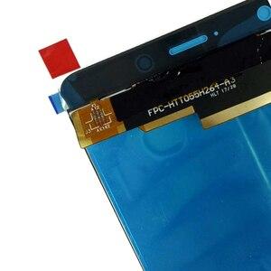 Image 4 - 100% getestet 5,5 FOR zte nubia M2 Lite M2 jugend neue NX573J volle LCD display + touch screen digitizer komponente schwarz weiß