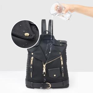 Image 2 - Yeni Oxford su geçirmez ceket çanta kişilik siyah kaya büyük kapasiteli anti hırsızlık sırt çantası Unisex seyahat omuz çantası çok serin