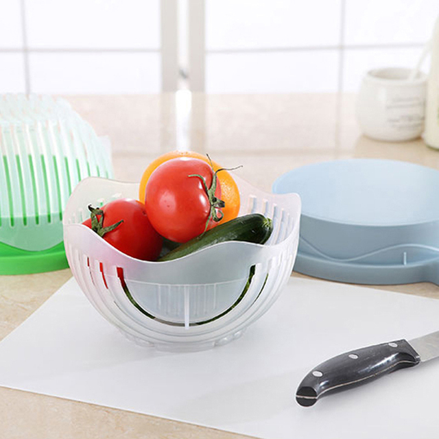 Easy Fast Salad Maker
