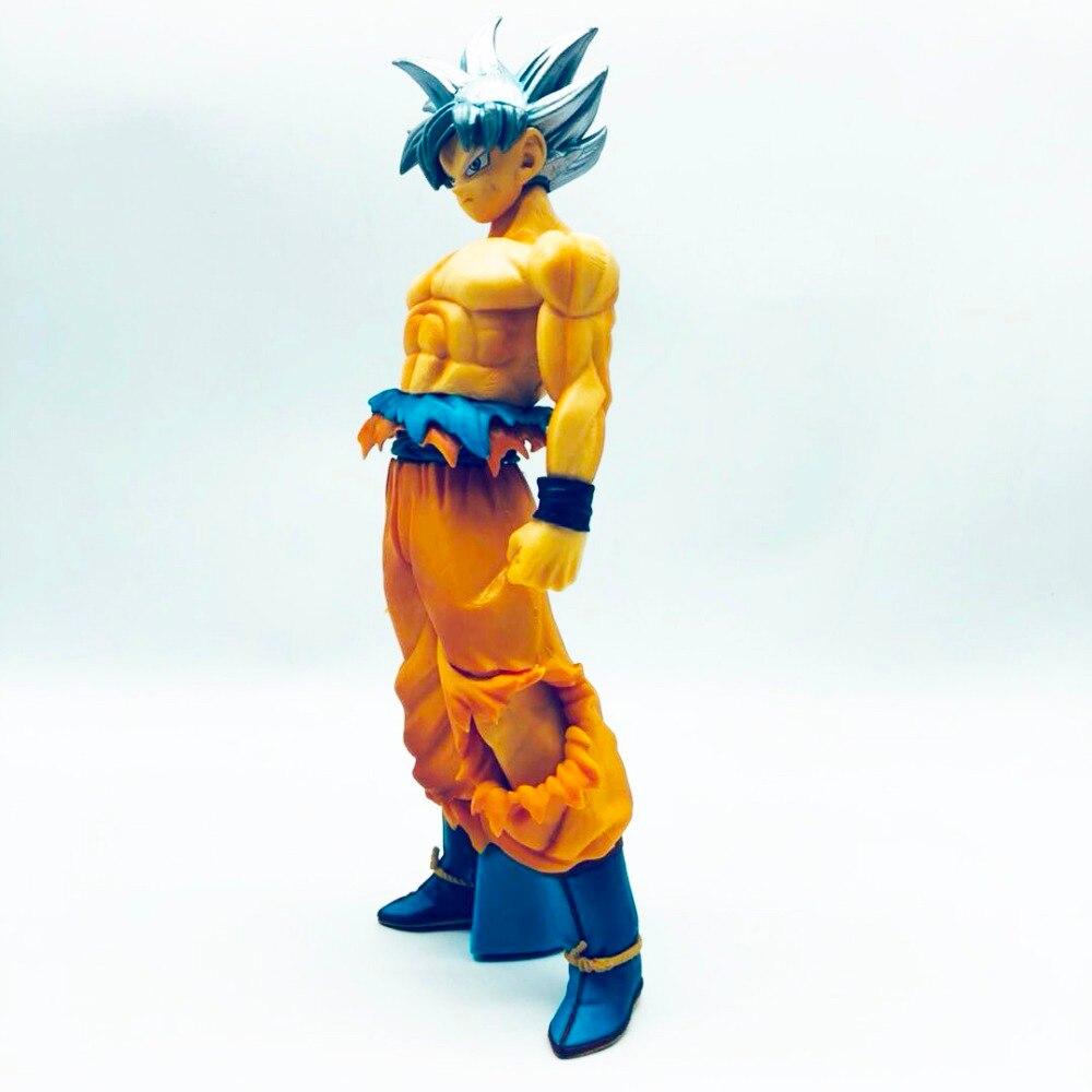 20cm/26cm Brand New3 Type Dragon Ball Figure Ultra Instinct Ichiban Kuji Son Goku Silver Hair Gokou Action Figures Toy Doll With A Long Standing Reputation Toys & Hobbies