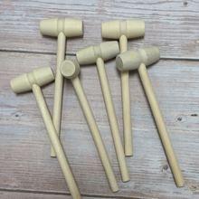 10x детская деревянная игрушка «сделай сам» Деревянный Мини