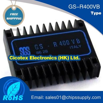 GS-R400VB IGBT MOUDLE 20W TO 140W STEP-DOWN SWITCHING REGULATOR FAMILY
