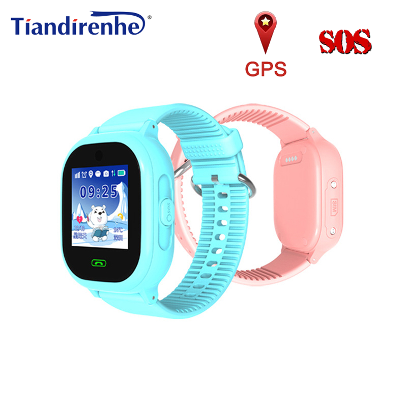 DS05 Smart Watch Kids Children GPS SOS Camera SIM Card Call Finder Locator Device Tracker Safe Anti Lost Monitor pk Q90 Q80 Q50 lestopon smart watch kids baby watch monitor smartwatch gps wifi sos locator trackey anti lost safe support sim card for phone