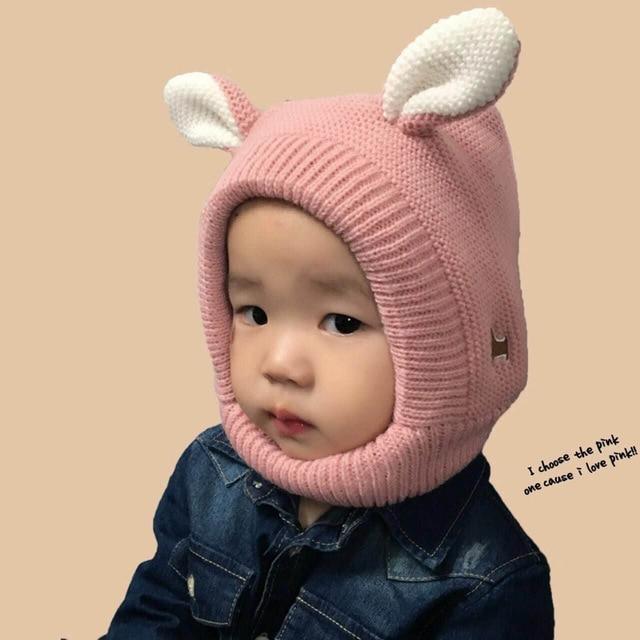 Gorros de invierno para niños 6436dd2a314