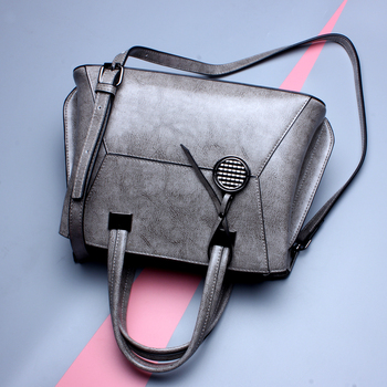 Luxury Designer Lady 100% Genuine Leather Bags Female Summer Women Bag Handbags Crossbody Messenger Shoulder Bag Tote Black
