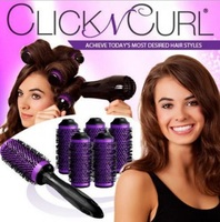 Removable Handel Comb Hair Dressing Brush Salon Styling Barrel Anti Static Escova De Cabelo Hairbrush