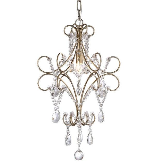Moderne Kronleuchter Mini Kleine Kronleuchter Beleuchtung Kristall Licht Für  Schlafzimmer Luxus Gold Kristall Kronleuchter E14 Led