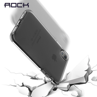 Rock Anti Knock Case For Iphone X Capa Guard Series Heavy Duty Protection Back Cover For