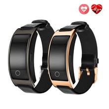 Gzdl CK11 SmartBand крови Давление монитор сердечного ритма устройства бизнес моды браслет сна трекер Шагомер Браслет WT8073
