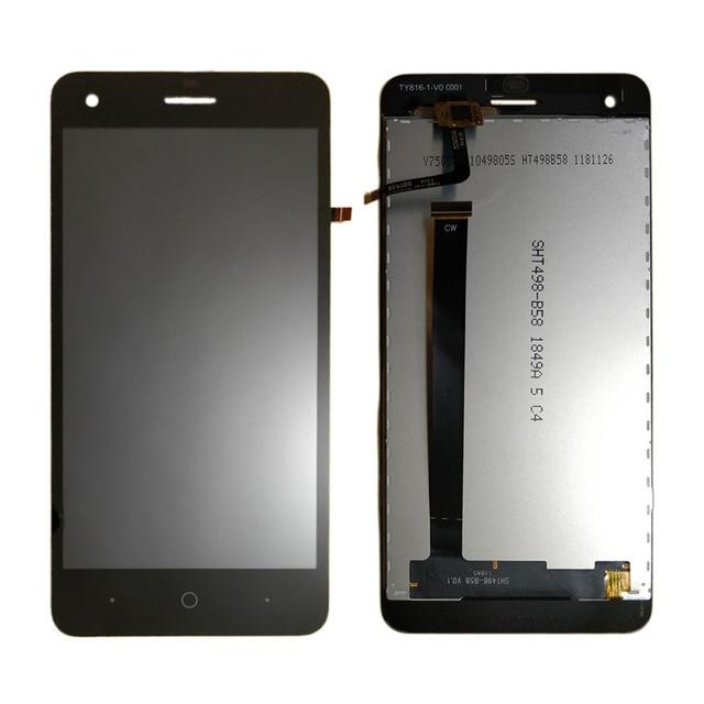 Zte 블레이드 a310 용 a462 a320 a321 a330 lcd 디스플레이 터치 스크린 디지타이저 어셈블리 zte a330 lcd 스크린 용 스크린 유리 패널