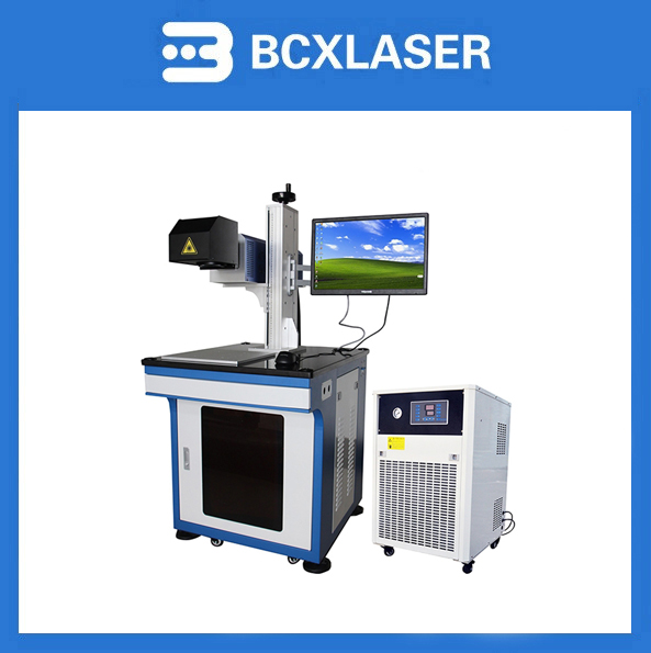 Wuhan BCX laser UV 355nm 3W 5W Laser Marking Machine for Glass mobile communication price