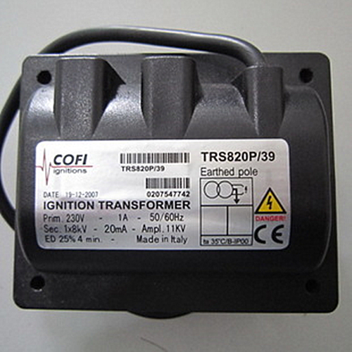 Cofi Ignition Transformer Trs820p  39 For Burner New Made In China