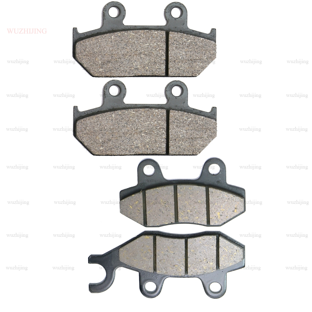 Brake Pad Set fit for CAGIVA Canyon 500 (96-00) Canyon 600 (96-98) Elefant IE 900 GT (90-94)