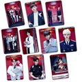 Kpop BTS Bangtan Boys 2016 new Album Awesome concept photo crystal sticker set 10 k-pop bts Cards Postcard Poster LOMO PhotoCard
